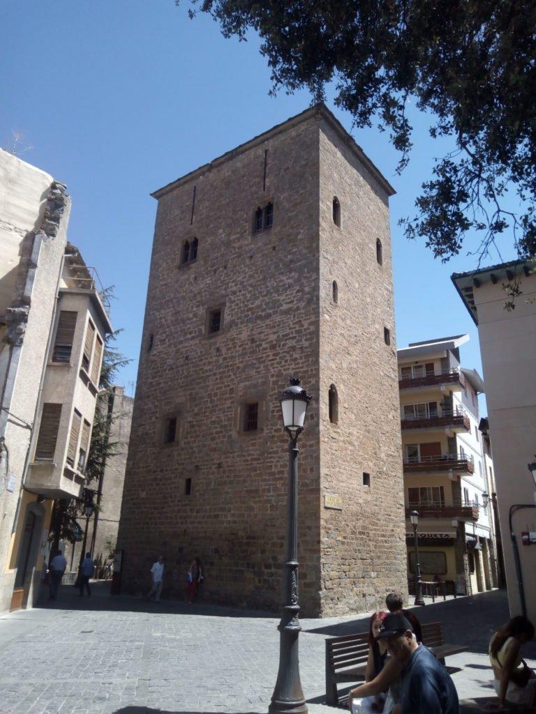 Torre del Reloj. Jaca