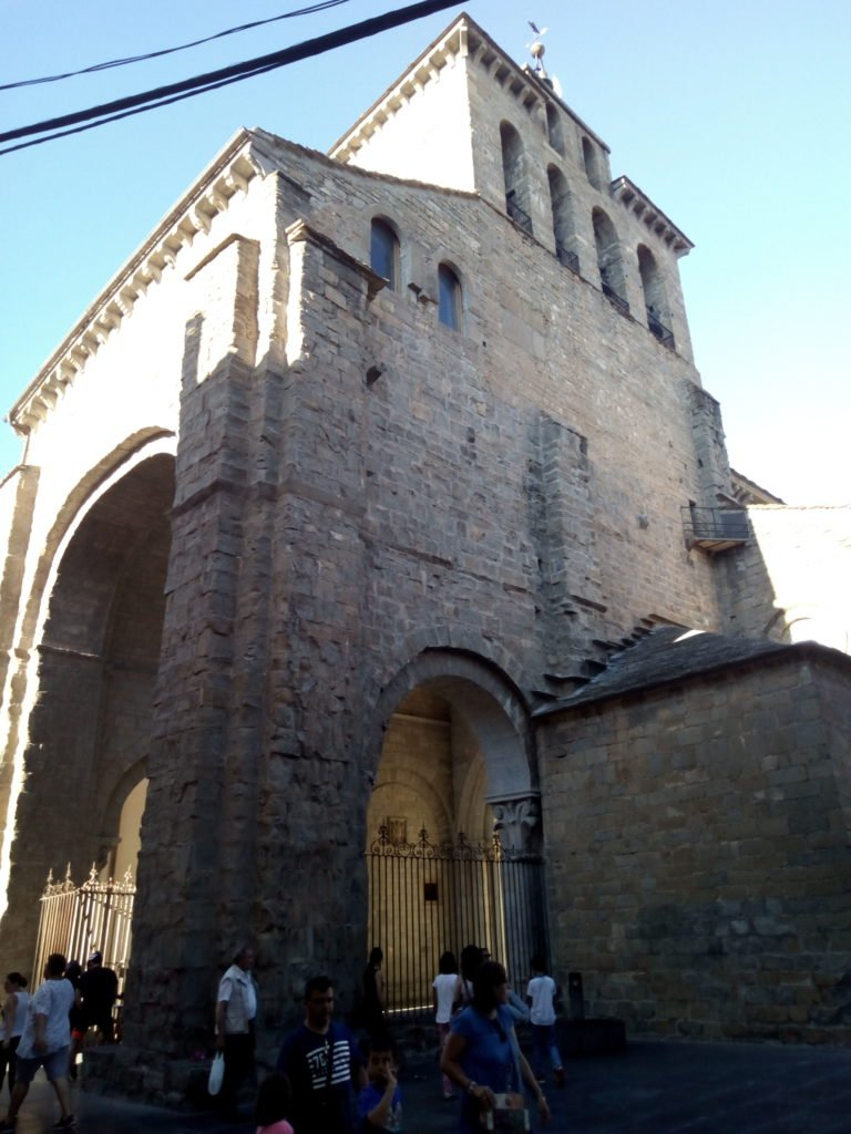 Catedral de San Pedro. Jaca