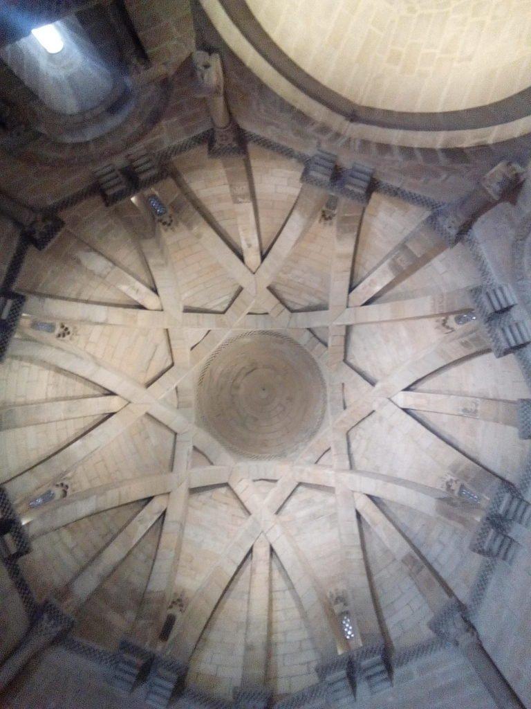 Cúpula de la Iglesia del Santo Sepulcro. Torres del Río