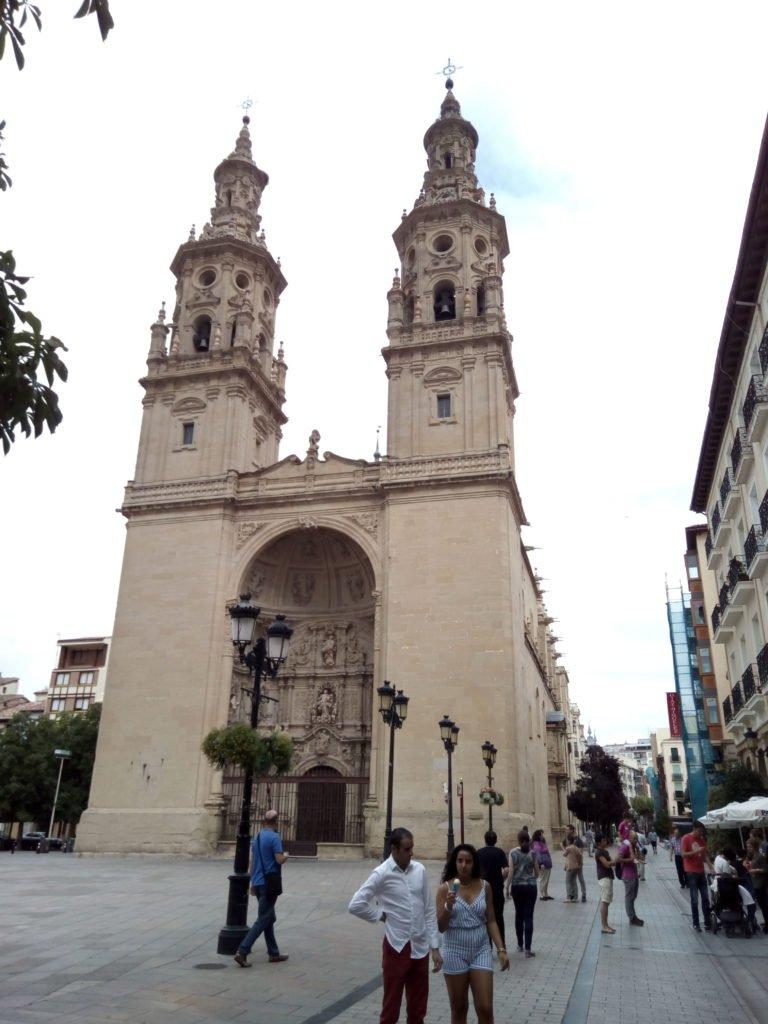 Concatedral de Santa María de la Redonda. Logroño