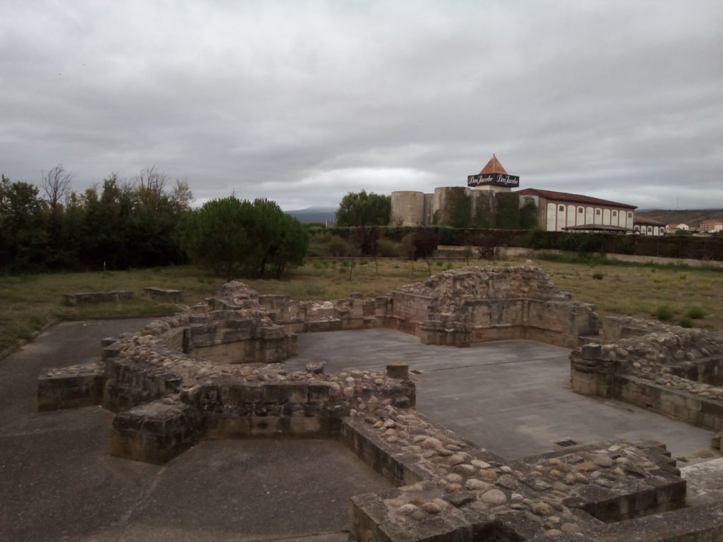 Ruinas del antiguo hospital de peregrinos de San Juan de Acre