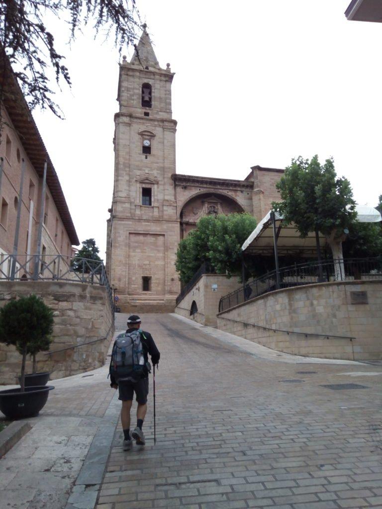 Iglesia de Santa María de la Asunción. Navarrete