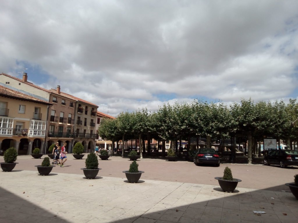 Plaza de Belorado