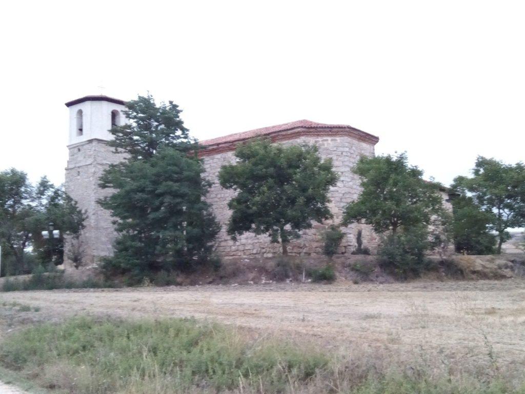 Ermita de San Roque, Villambistia