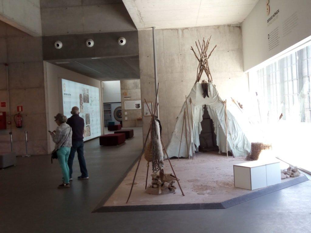 Centro de interpretación de Atapuerca