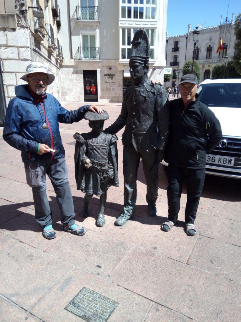 Tetines y Danzantes, de Teodoro Ruiz. Burgos