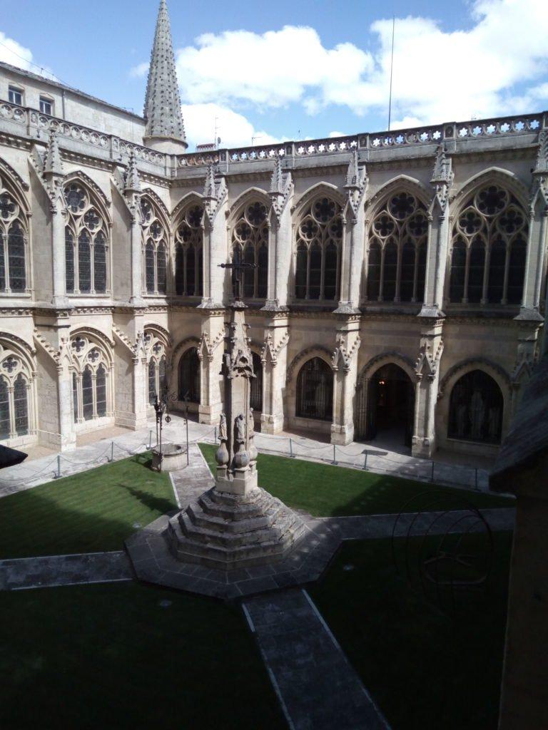 Claustro, Catedral de Burgos