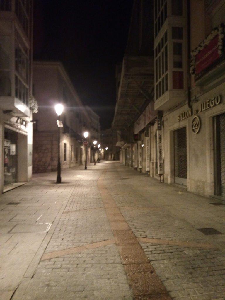 Burgos. Toda calle para mí