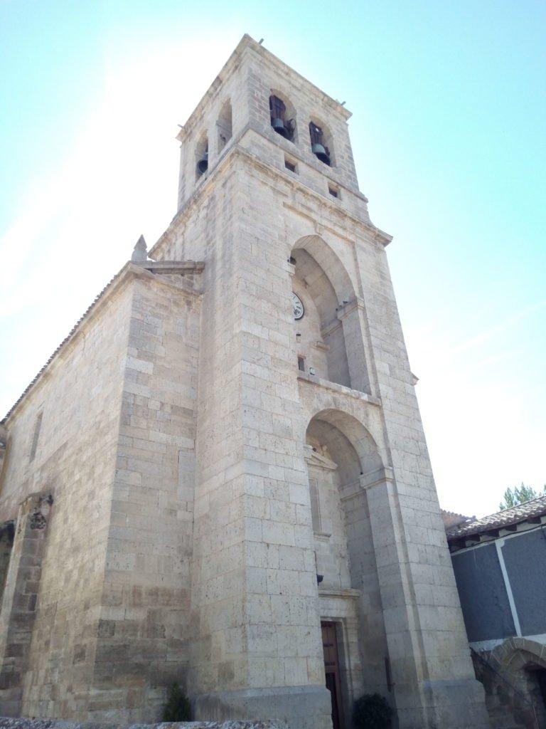 Iglesia parroquial de la Inmaculada Concepción. Hontanas