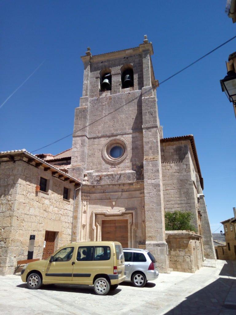 Iglesia en Castrojeriz