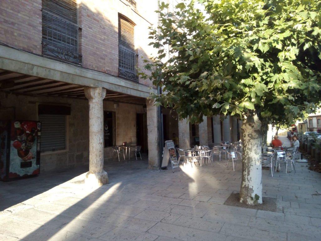 Plaza de Castrojeriz