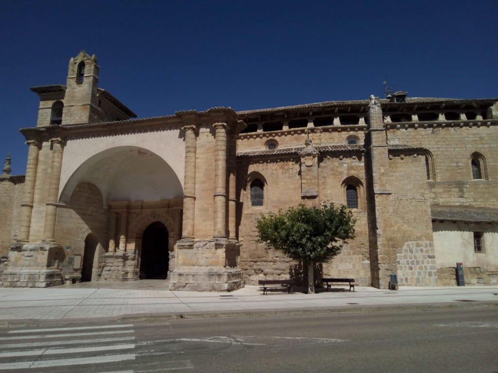 Iglesia de San Pedro. Frómista