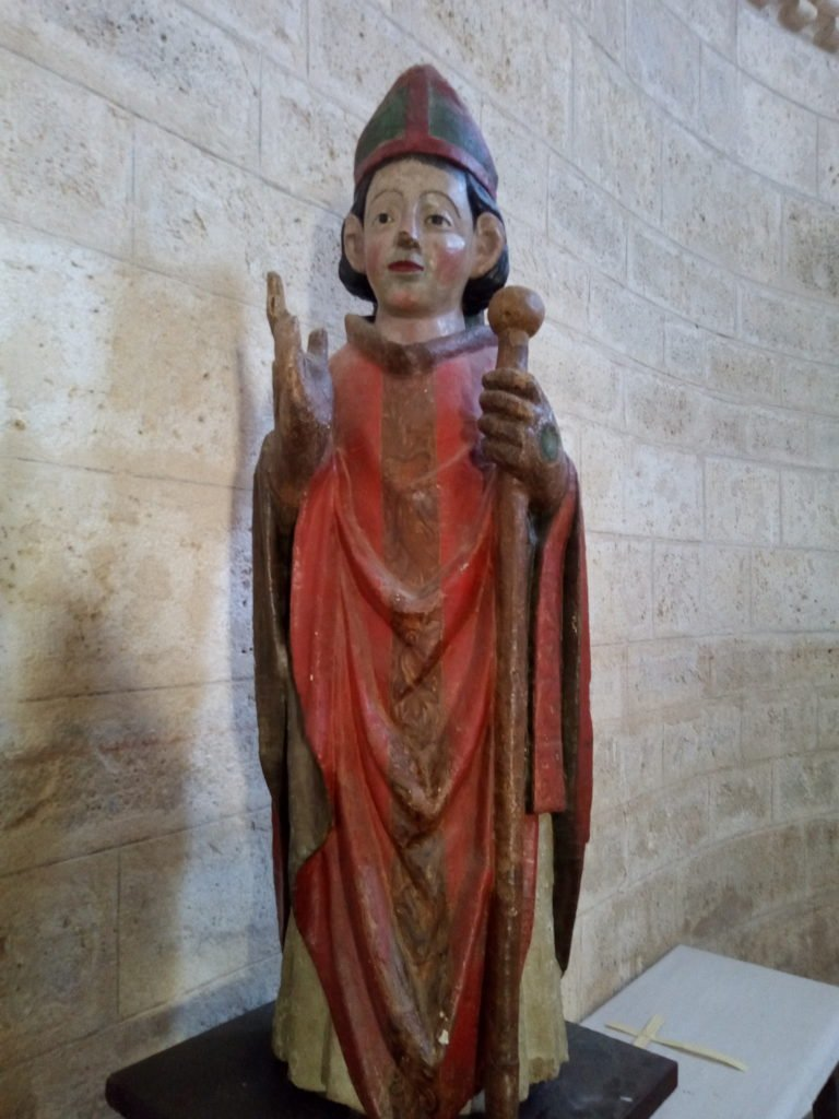 San Martin, de obispo