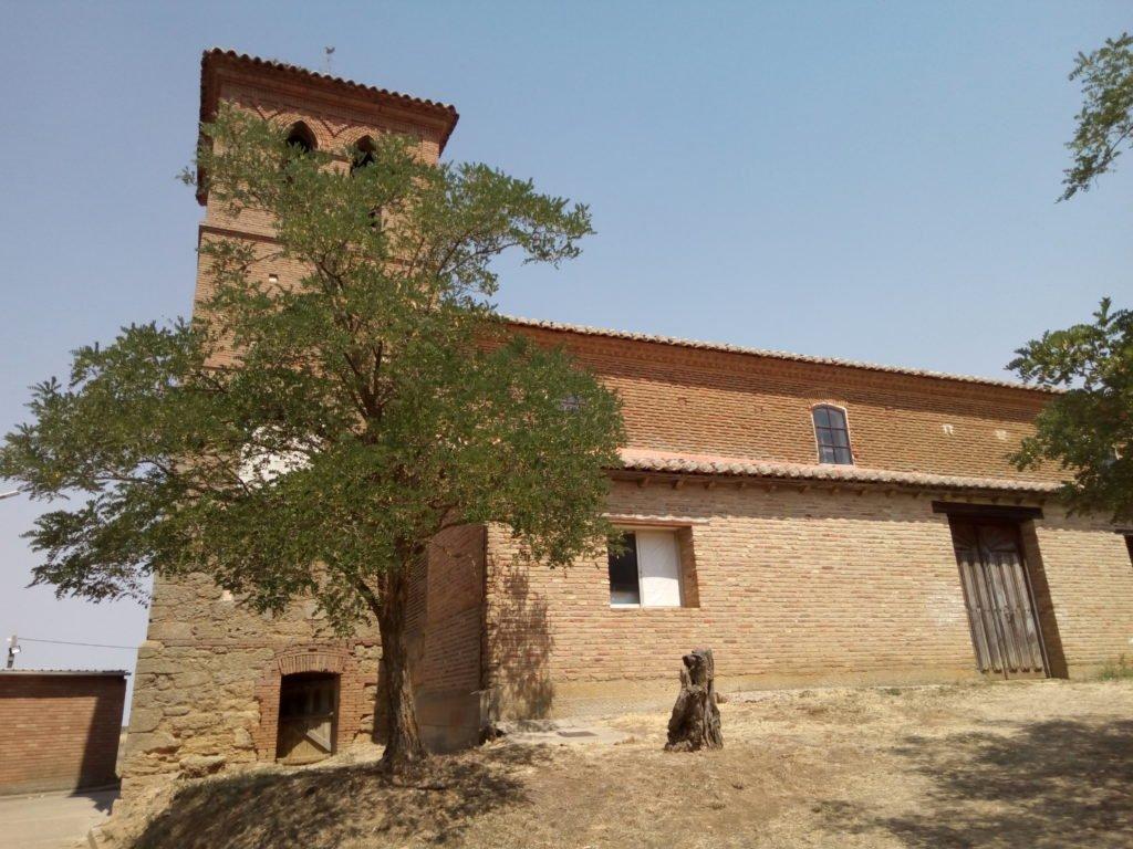 Iglesia parroquial de San Pedro. Terradillos de los Templarios
