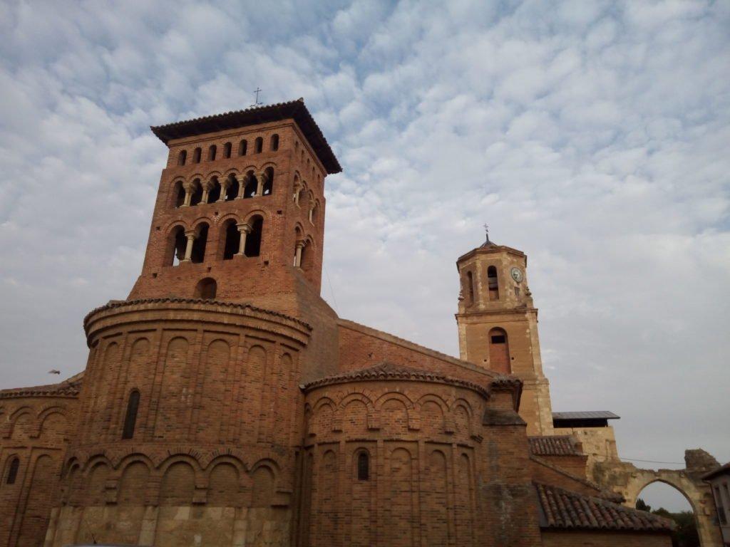 Iglesia de San Tirso en Sahagún, León