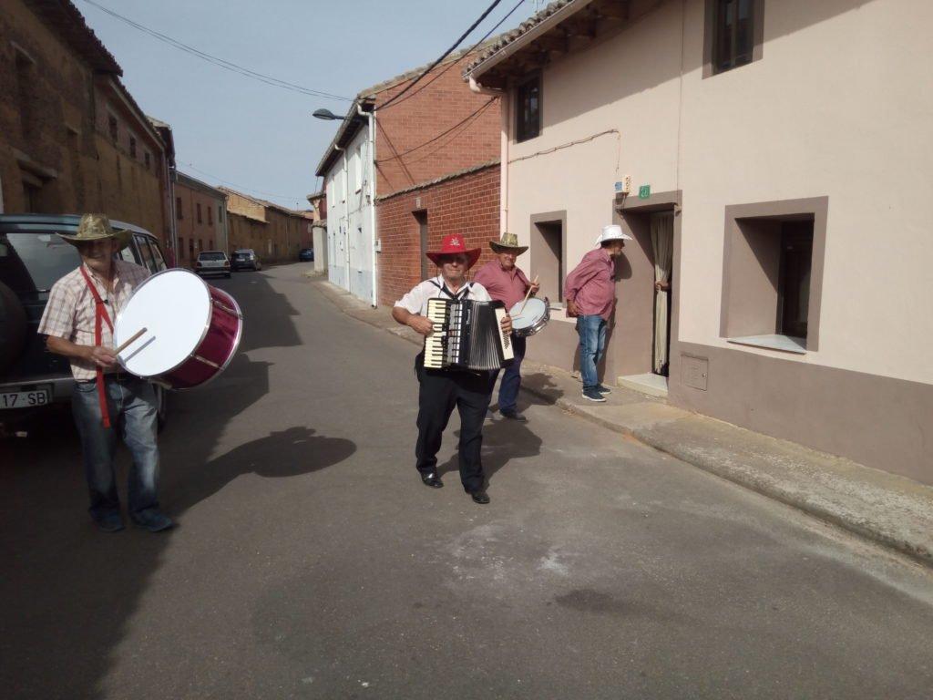 """La """"Rondalla"""" de Bercianos"""
