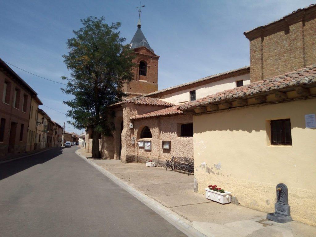 Iglesia de El Burgo Ranero