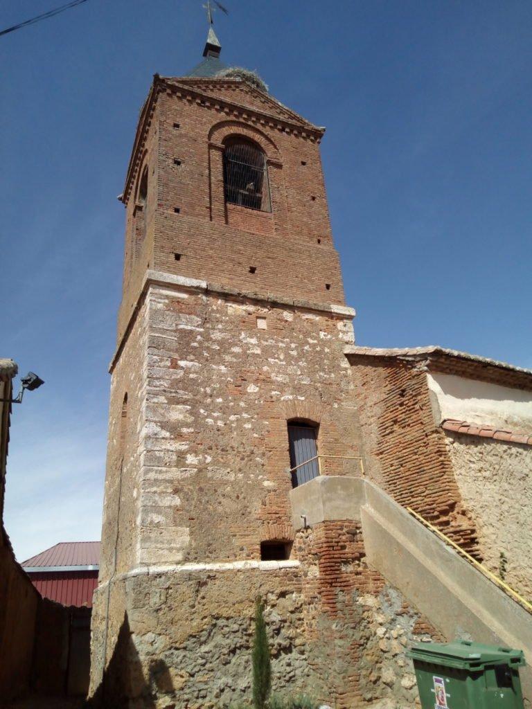 Torre de la Iglesia del Burgo Ranero