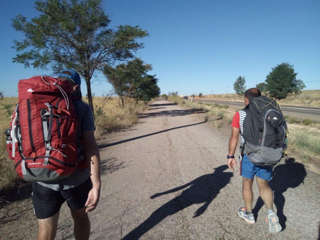 Adrián, Jesús y el camino por delante
