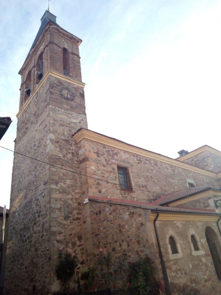 Parroquia de San Juan Bautista de Hospital de Órbigo