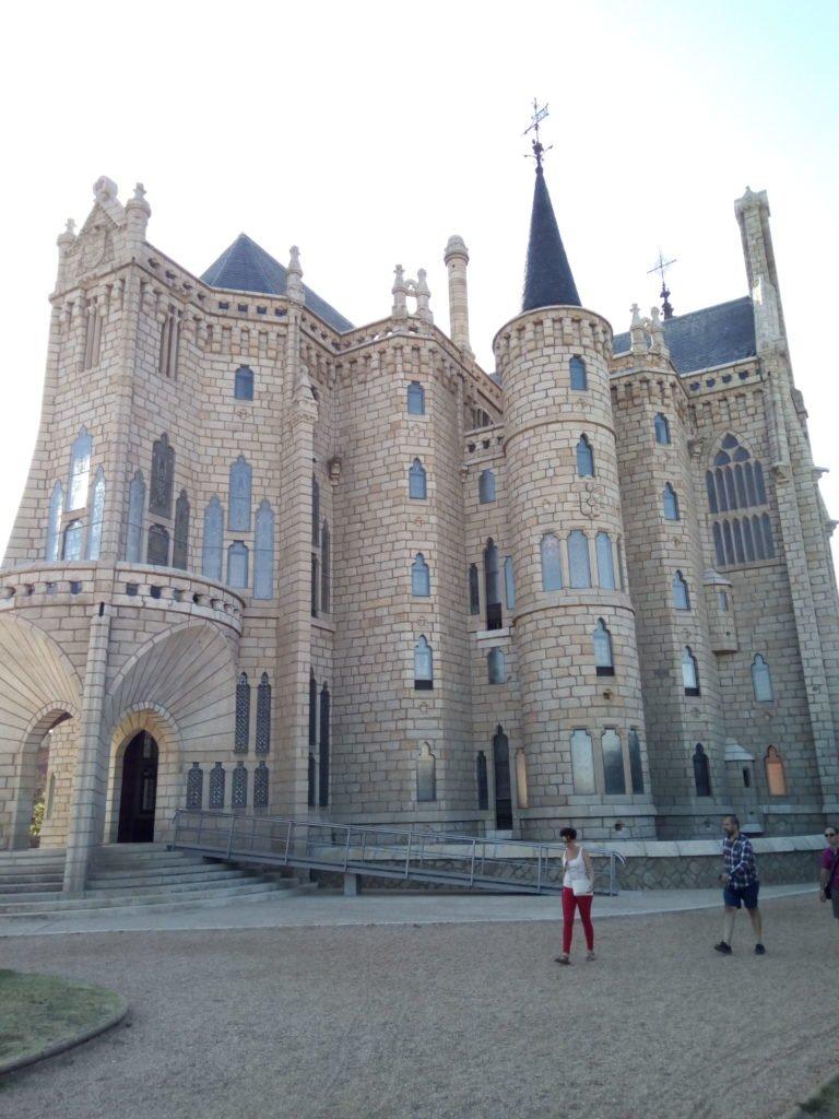 Palacio de Gaudí. Astorga