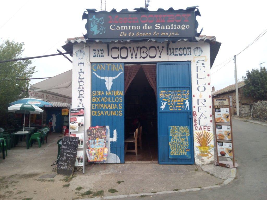 Bar Cowboy, en El Ganso