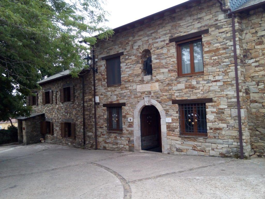 Rabanal del Camino, albergue