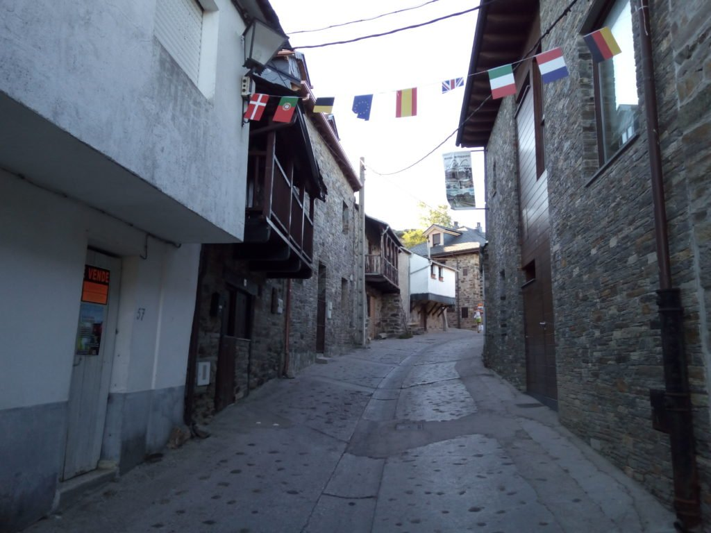 Calle de El Acebo