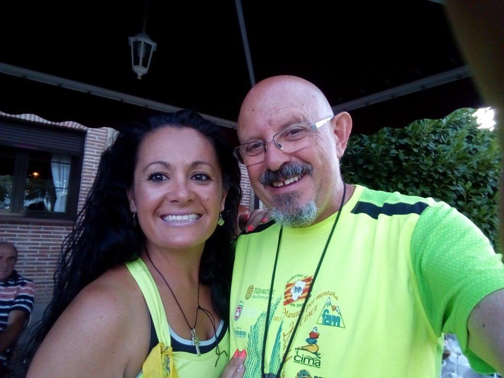 Un selfie con Elisa, de Alicante