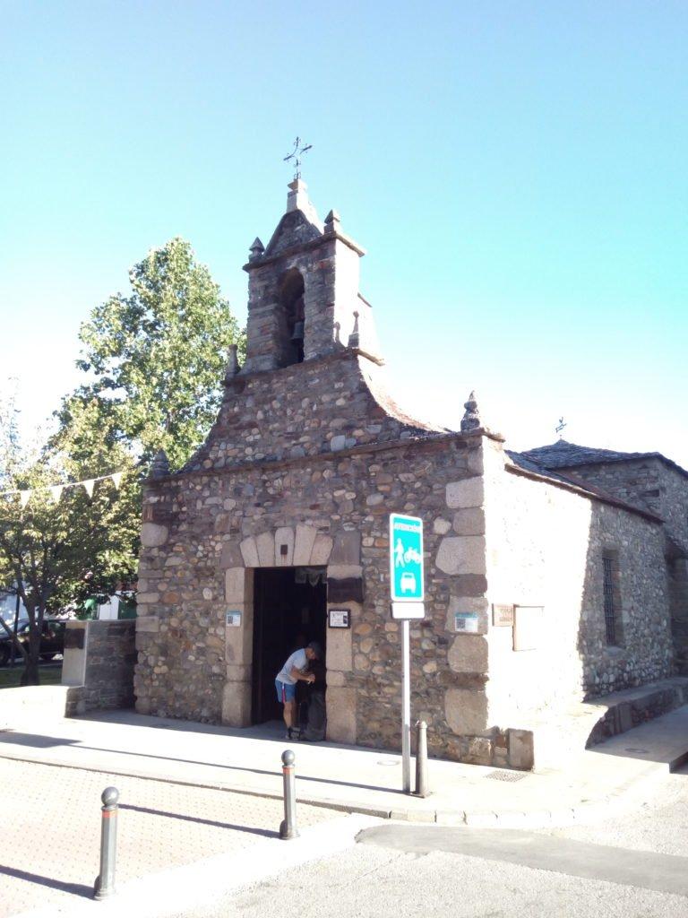 Ermita de San Roque en Cacabelos