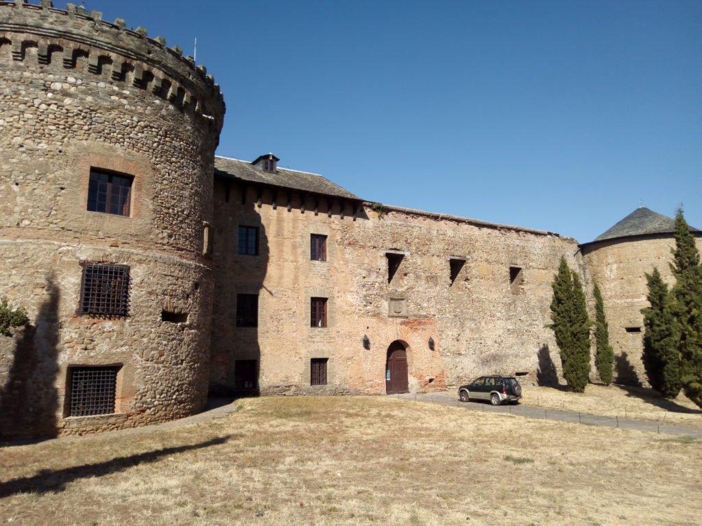 Castillo - Palacio de los Marqueses de Villafranca
