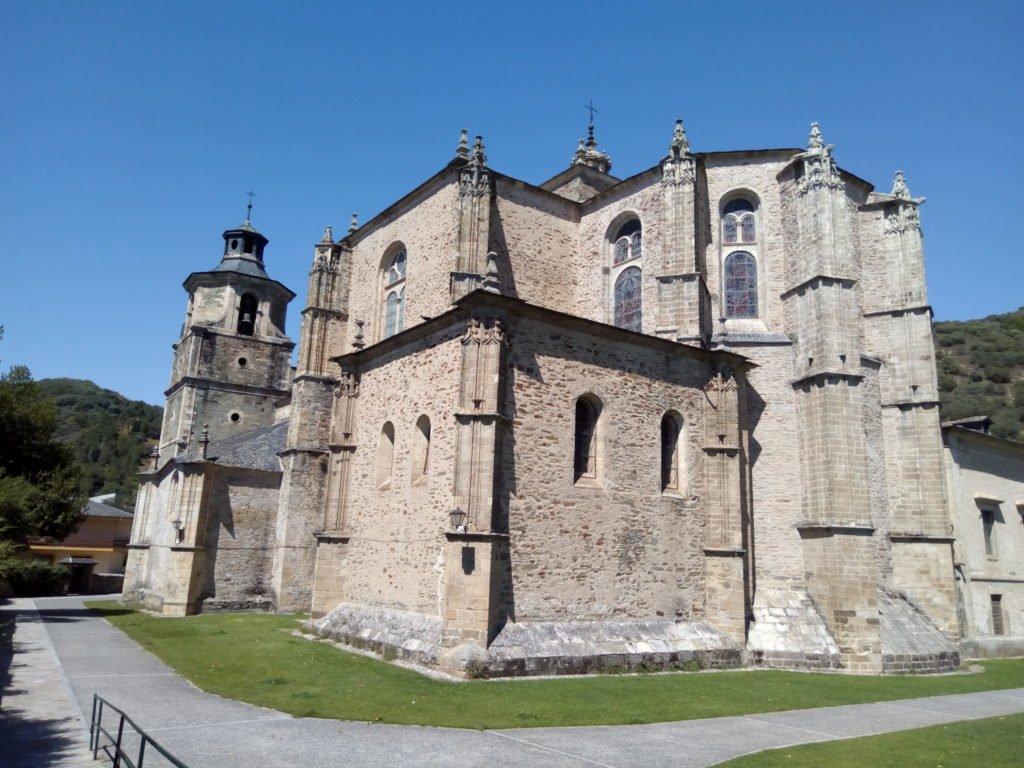 Iglesia San Francisco de Villafranca del Bierzo