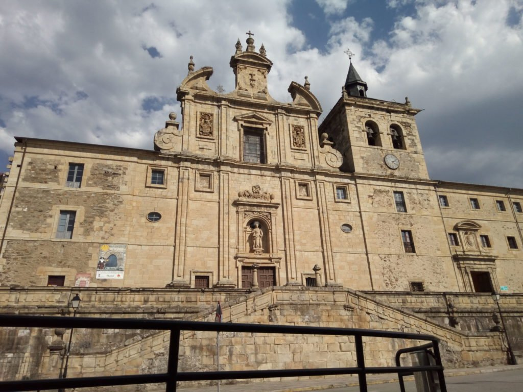 Hospedería de San Nicolás, en Villafranca del Bierzo