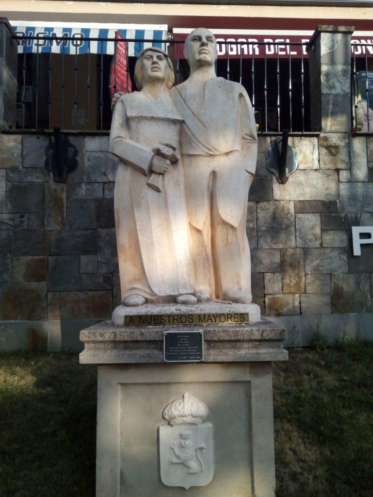 En el centro de mayores de Villafranca del Bierzo