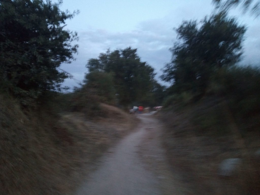 Camino difuso
