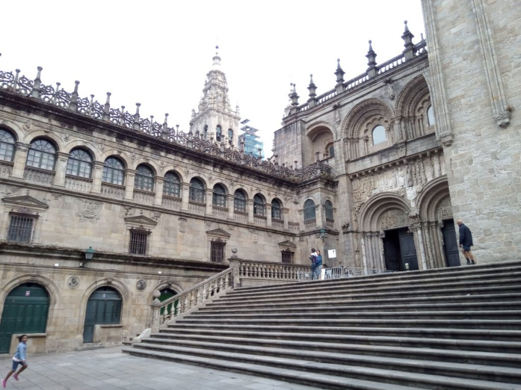 Plaza de las Platerias (Santiago de Compostela)