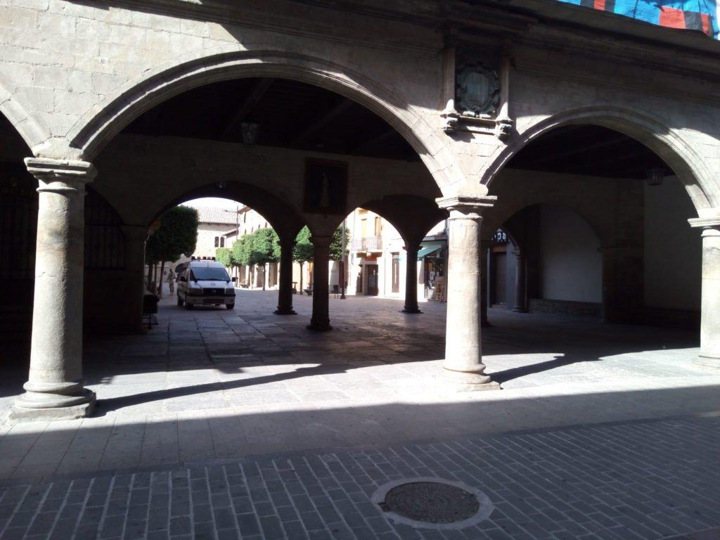 Sangüesa. Ayuntamiento