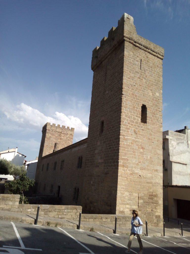 Palacio Castillo Príncipe de Viana. Sangüesa