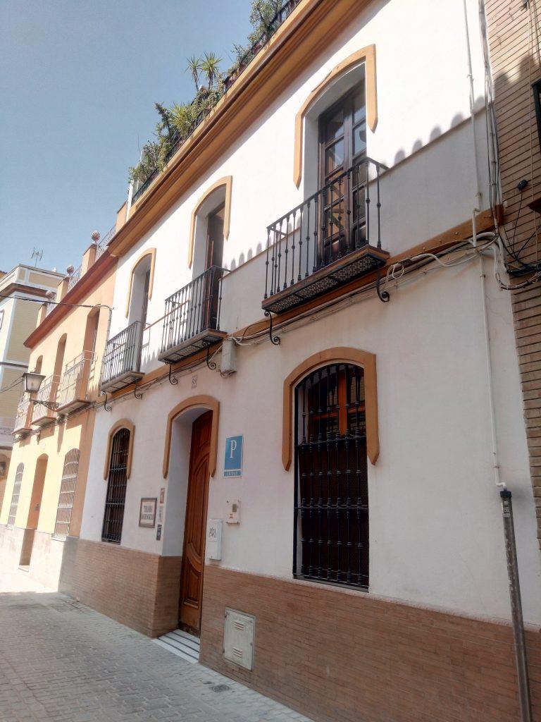 Albergue Triana. Sevilla