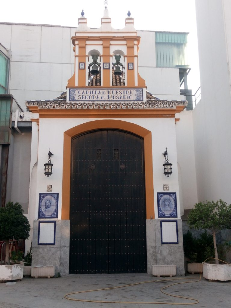 Virgen de Rosario