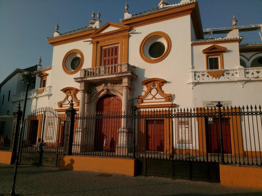 Plaza de Toros de La Maestranza. Sevilla