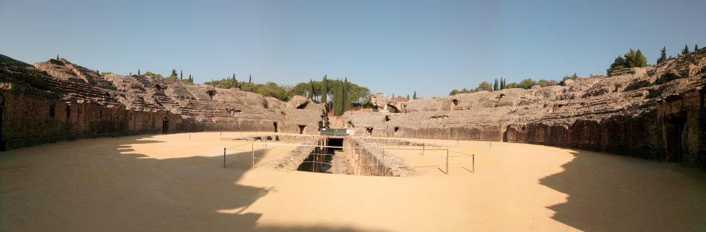Ruinas de Itálica 2