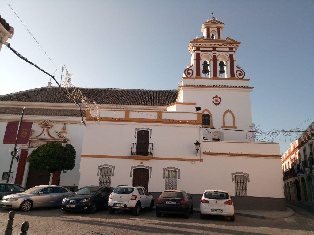 Nuestra Señora de la Granada. Guillena