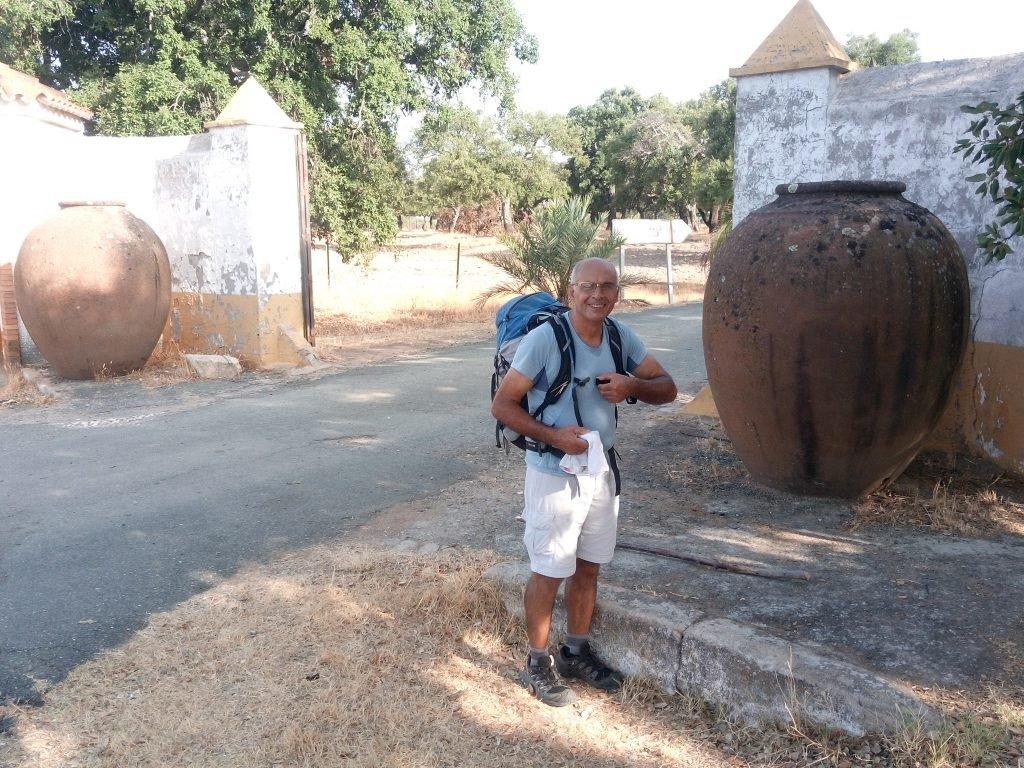 Domingo a la entrada del Berrocal