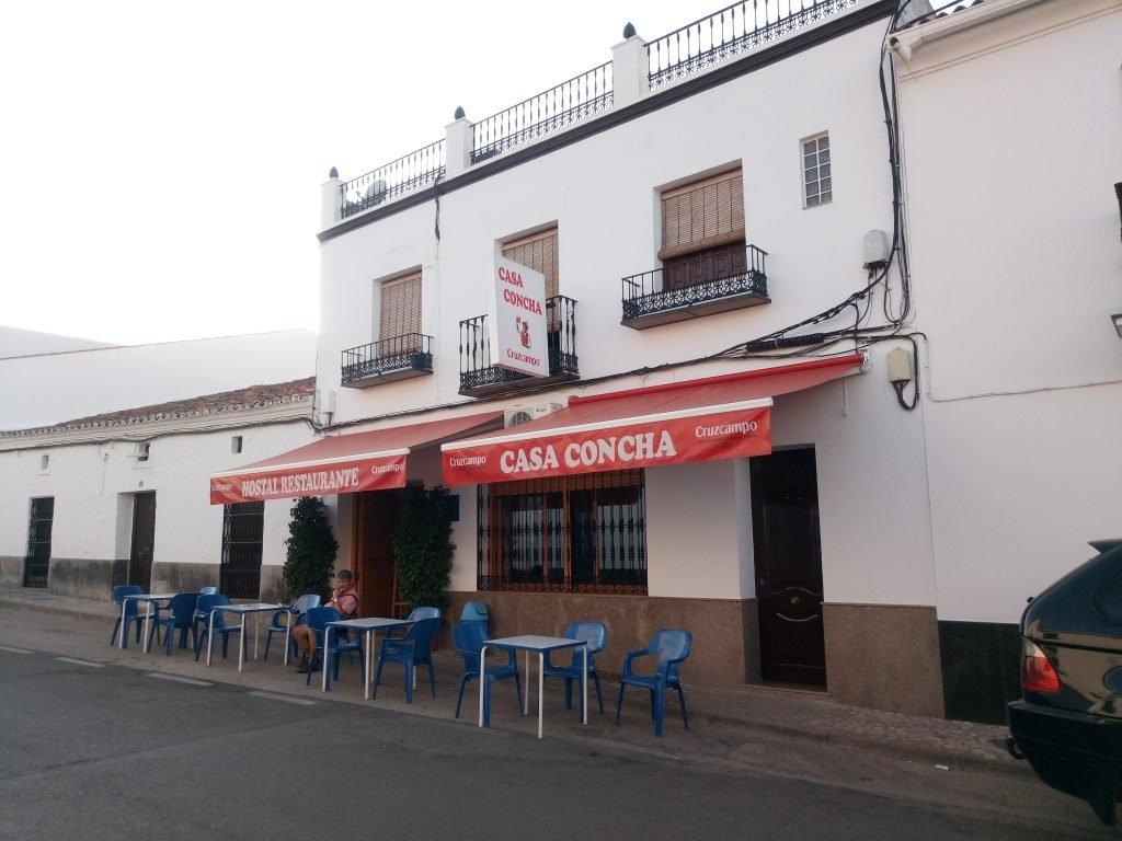 Casa Concha. Almadén de la Plata