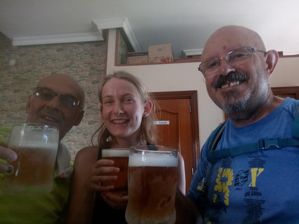 Cervezas en Fuente de Cantos