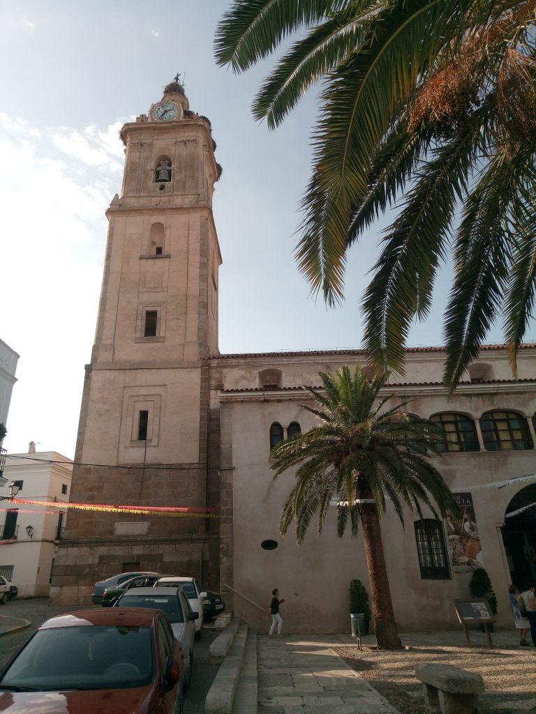 Iglesia de Fuente de Cantos