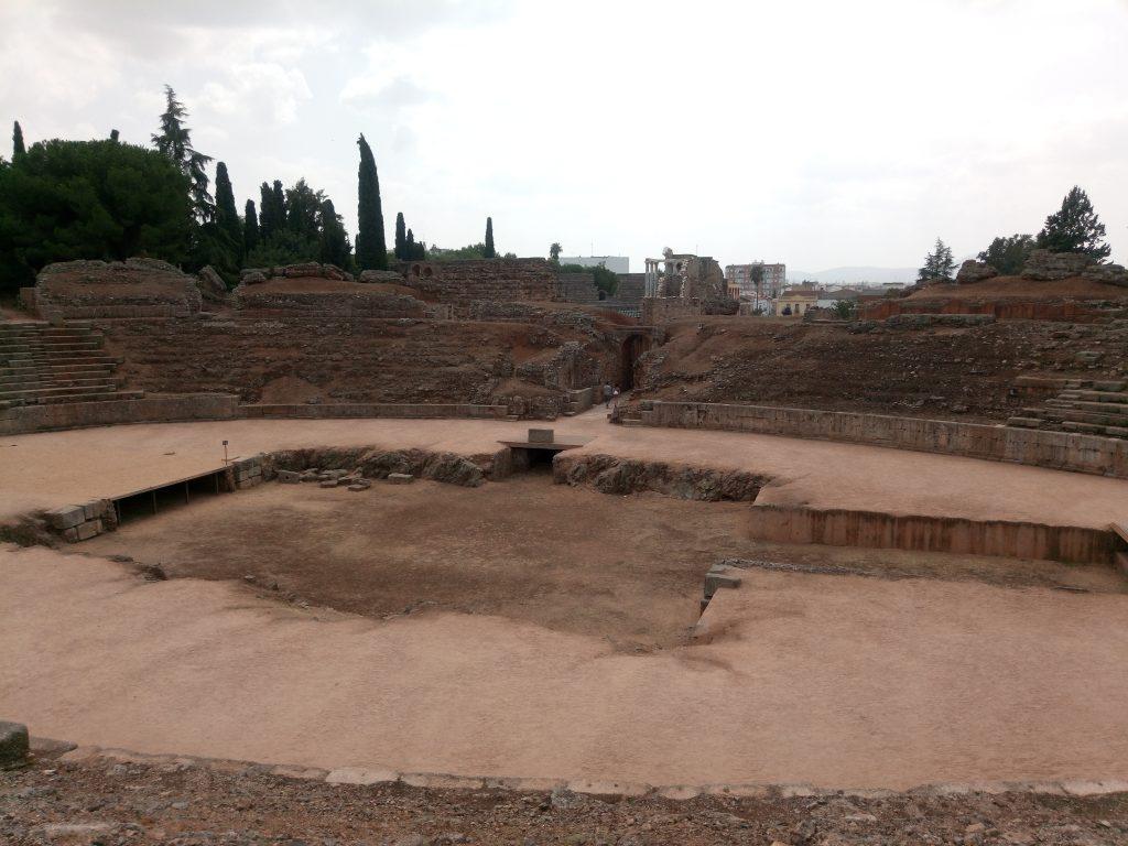 Anfiteatro. Mérida.