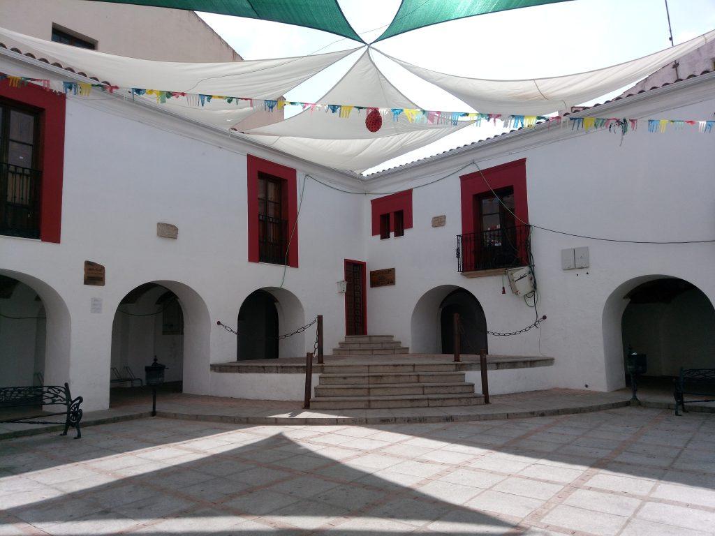 Albergue de peregrinos de Casar de Cáceres