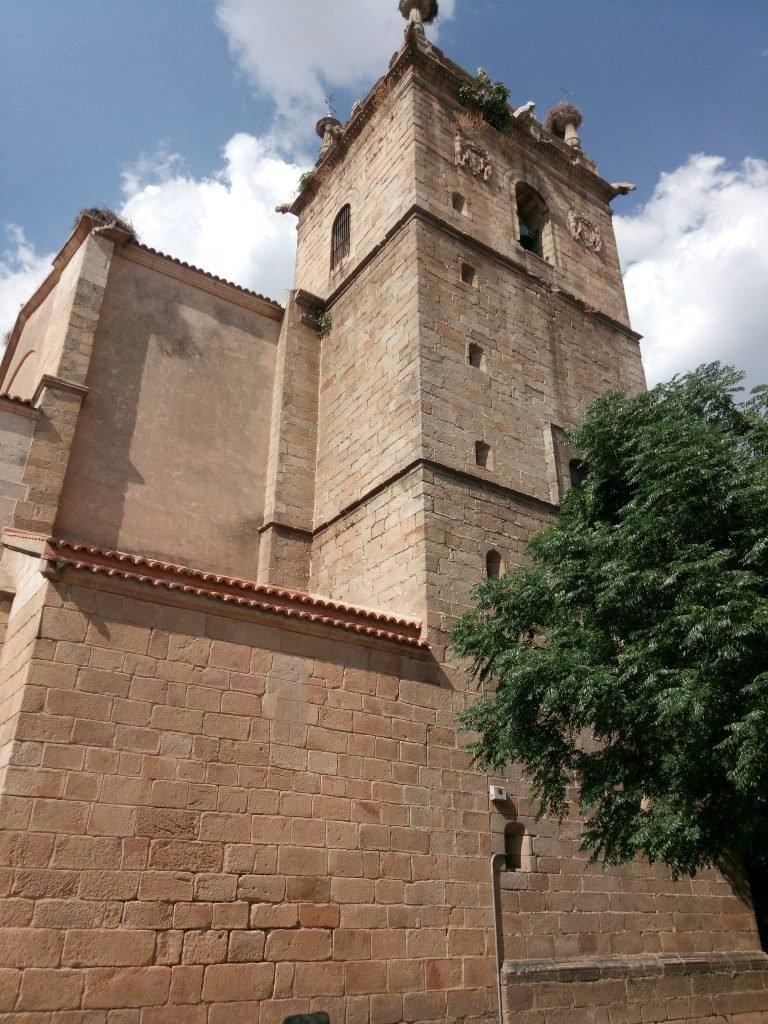 Iglesia de Casar de Cáceres